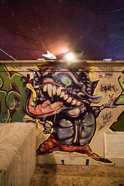 Phoenix murals