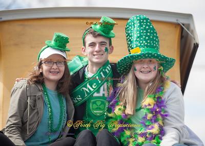 2016 St. Patricks Day Parade, Car Clubs