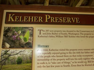 Keleher Preserve 2016