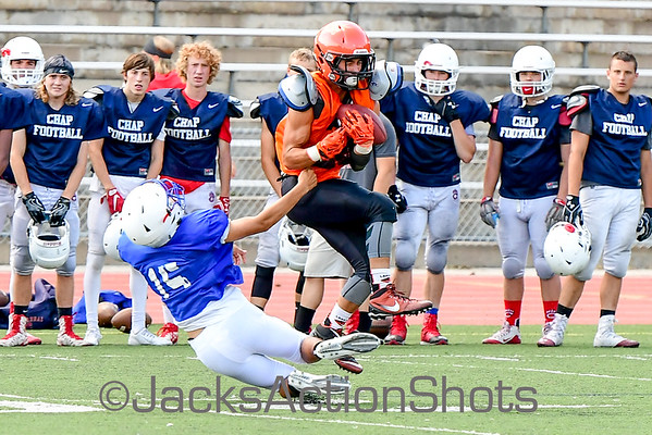 Scrimmage - Cherry Creek,  Lakewood, Chaparral, Ralston Valley - July 29 2016