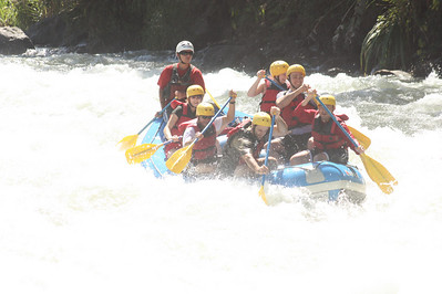 4a Rio Pacuares White Water Rafting