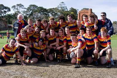 Scotch Rugby 08/08/2009