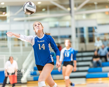 Volleyball Gilmour vs Beaumont