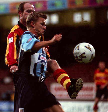 Partick Thistle v Airdrie 8 8 00