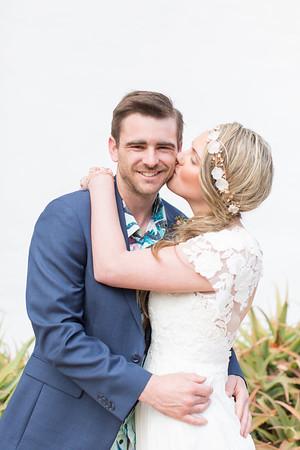 Corby + Amanda Wedding
