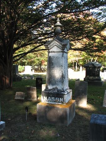 Edward Nason Grave