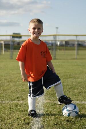 Xavier Soccer Fall 09