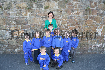 New Pupils at Bunscoil an Iúir's