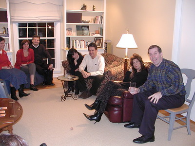 Community Life - Saint Lydia Couples Night - March 2, 2003