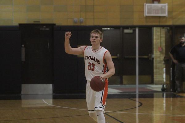 Fairfield Boys Basketball Vs. Williamsburg