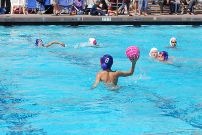 "Ventura League Spring 2009 Final Tourney - Santa Barbara Water Polo Club Boys ""A"" vs Gold Coast 4/25/09. SBWPC vs GCWPC. Photos by Allen Lorentzen."