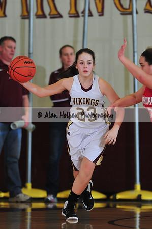 Ladies JV Basketball - Laingsburg at Potterville