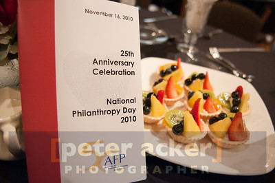 National Philanthropy Day Luncheon 2010