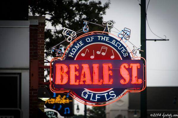 SEP 6 - Nashville > Memphis, TN