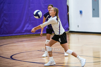 Volleyball (JH) vs CHA, September 8