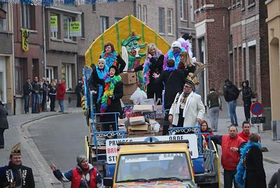 Carnavalstoet Steendorp 2013 - Deel 2