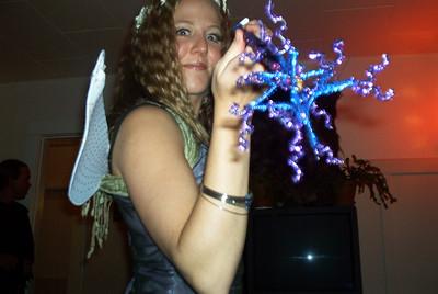 Halloween in Nelson, October 2004