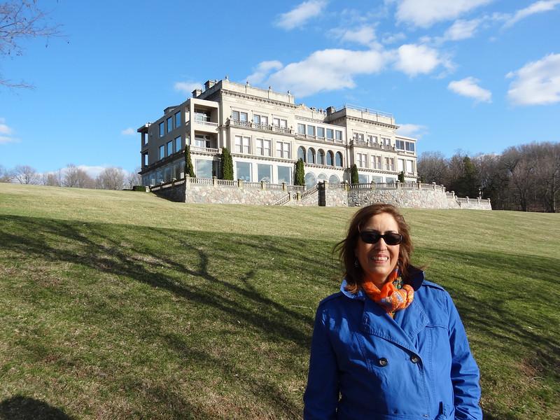 Wrigley mansion in Lake Geneva.