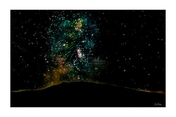 Bonneville Salt Flats Night Skies