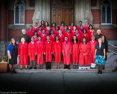 Graduation June 6 2012