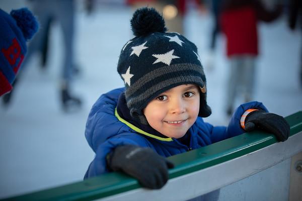 11-22-19 Ice Skating Rink