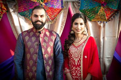 Manreet & Sahil