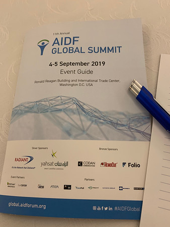 AIDF Global Summit 2019