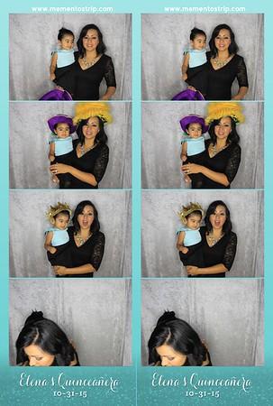 Elena's 15th Birthday Party