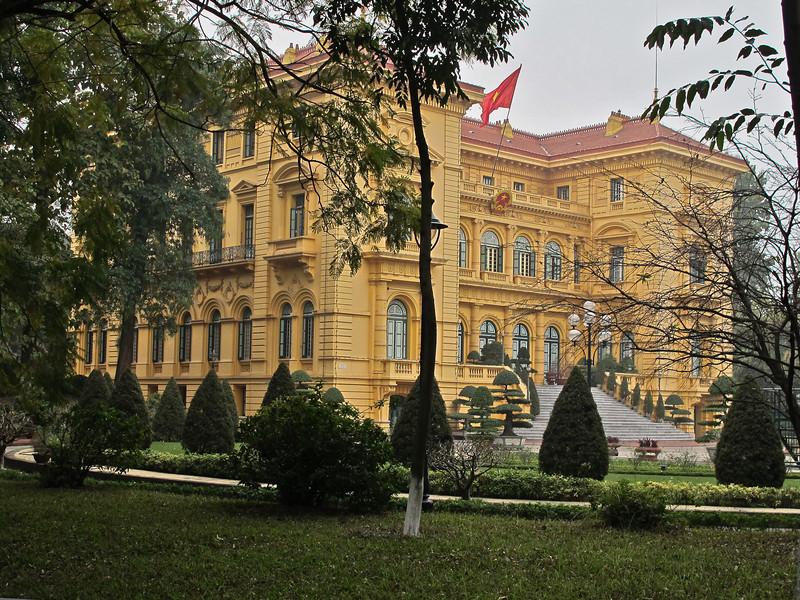 Former French Embassy, Hanoi, Vietnam