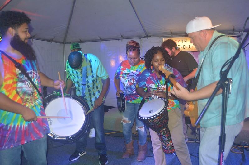 246 Rising Star Fife and Drum Band, Sherena Boyce & Lightnin Malcolm.JPG