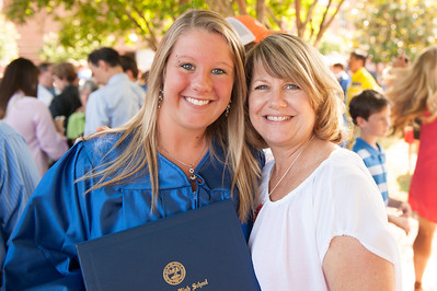 Dale's Graduation
