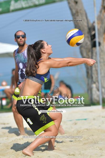 presso Zocco Beach PERUGIA , 25 agosto 2018 - Foto di Michele Benda per VolleyFoto [Riferimento file: 2018-08-25/ND5_8486]