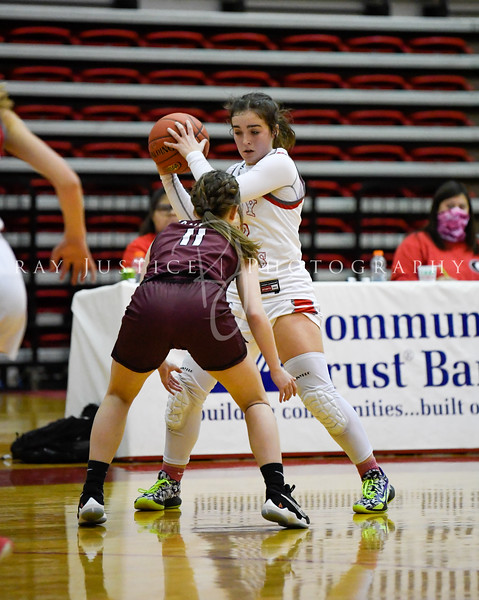 01/21/2021 BHS Lady Pirates vs Pikeville