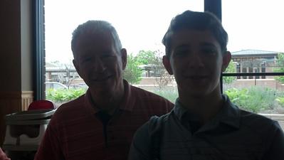 Darrien's Visit - June 2014