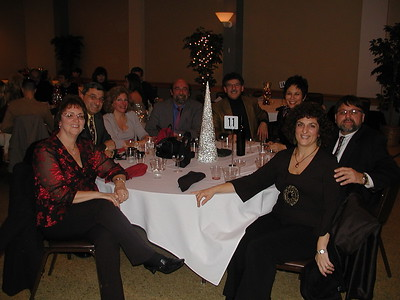 Community Life - New Year's Eve - December 31, 2007