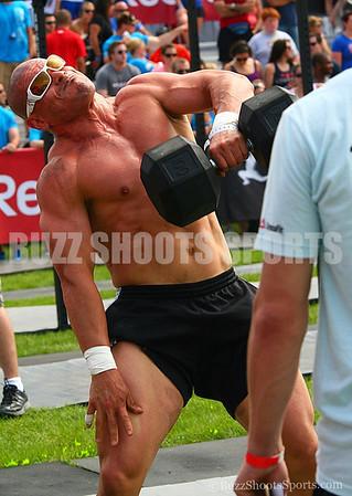CrossFit  Regionals 2012