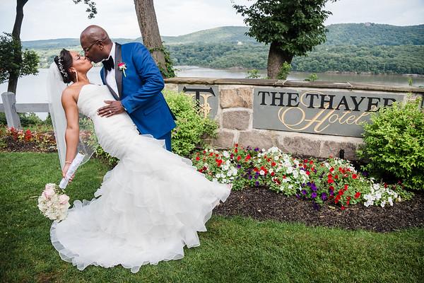 Janine & Donald's Wedding