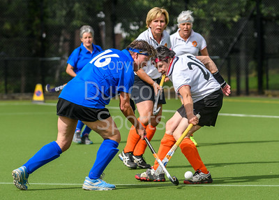 o60s Netherlands v LX Ladies