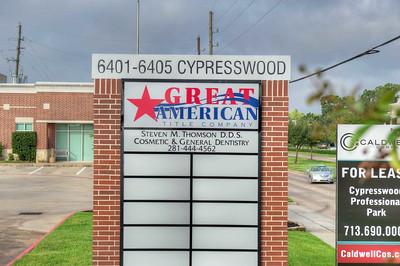 GATCO Cypresswood