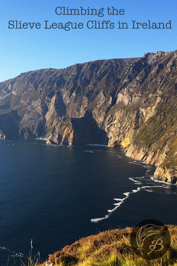 Despite being larger and frankly more impressive, the Slieve League Cliffs in Ireland are nowhere near as popular as the Cliffs of Moher. Who knows why.