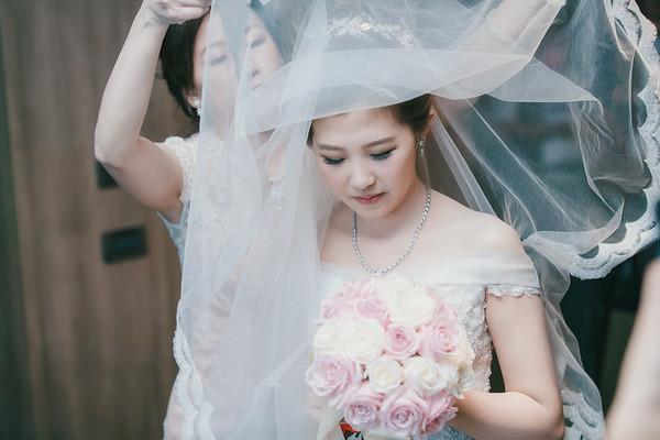 Chiao Wedding day