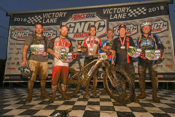2018 GNCC Series Rd 11 Mason Dixon E Bike