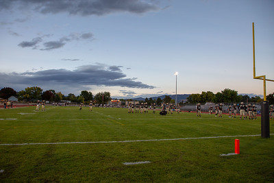 CCHS vs Sand Creek 2018-10-05