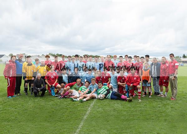 Mens Varsity Soccer - St. Andrews at Lansing Catholic