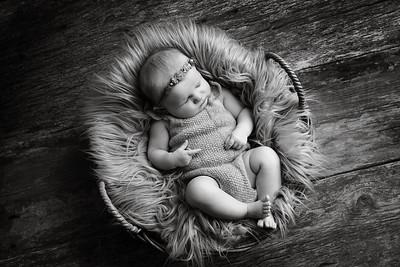 Baby Amelie - Newborn Session