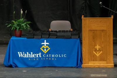 Mary's Graduation