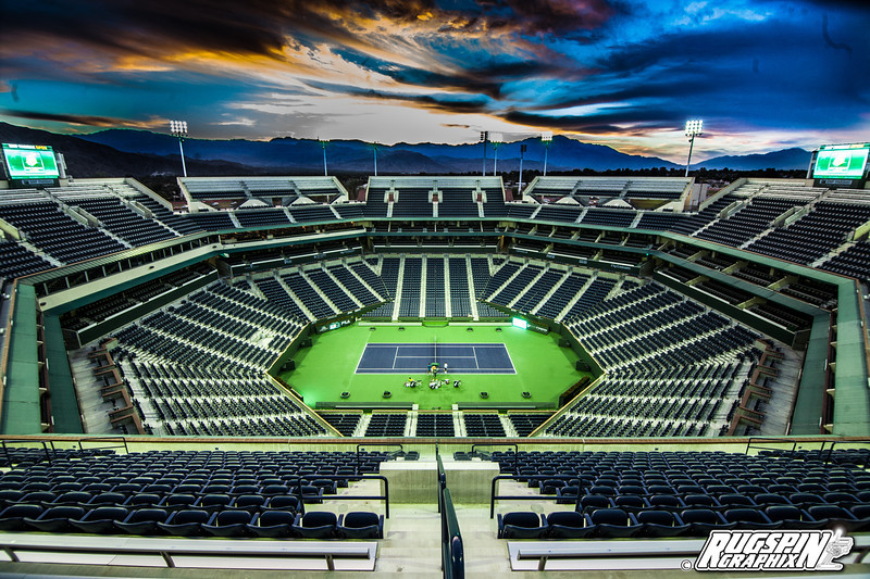 Indian Wells Tennis Garden  2013