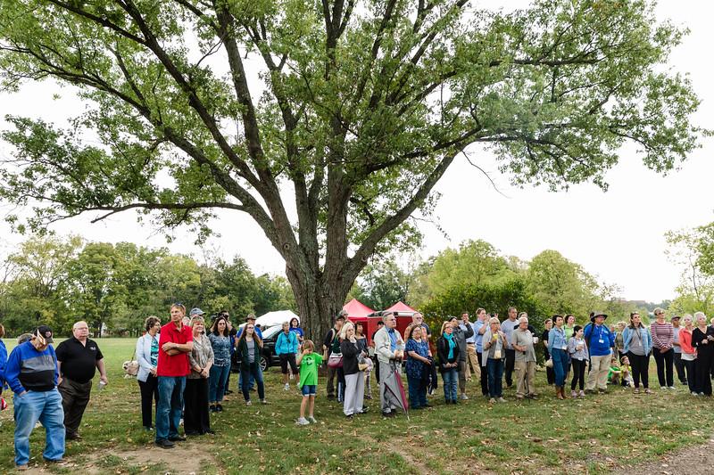 Ferris Wright Park Celebration