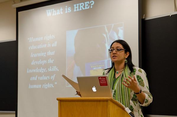 Human Rights India - Professor Monisha Bajaj