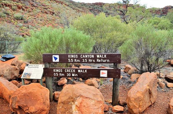 King's Canyon, Australian Outback (February 2014)